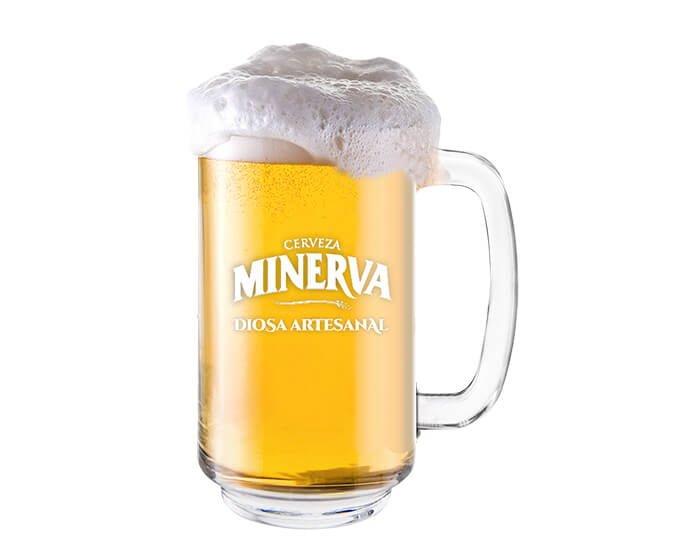 Tarro cervecero personalizado grande, Artículos Promocionales CDMX