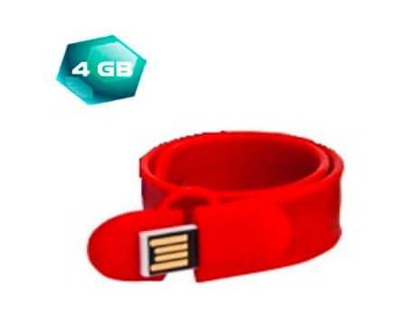 3a7319a94558 USB Pulsera 4 GB Mod. 06-USB012 - Articulos Promocionales CDMX