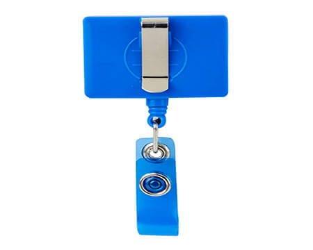 yoyo porta gafete rectangular